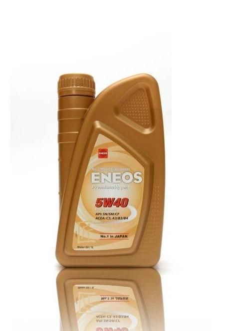ENEOS Premium Hyper 5W40, 1 liter