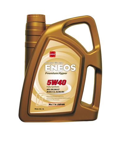 ENEOS Premium Hyper 5W40, 4 liter