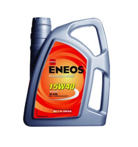 ENEOS Premium Multi 15W40, 4 liter