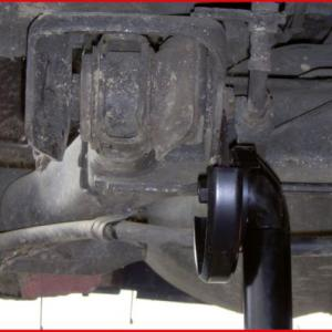 KS Tools SlimPower pneumatikus sarokcsiszoló