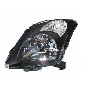 Suzuki Swift 2005- fekete fényszóró
