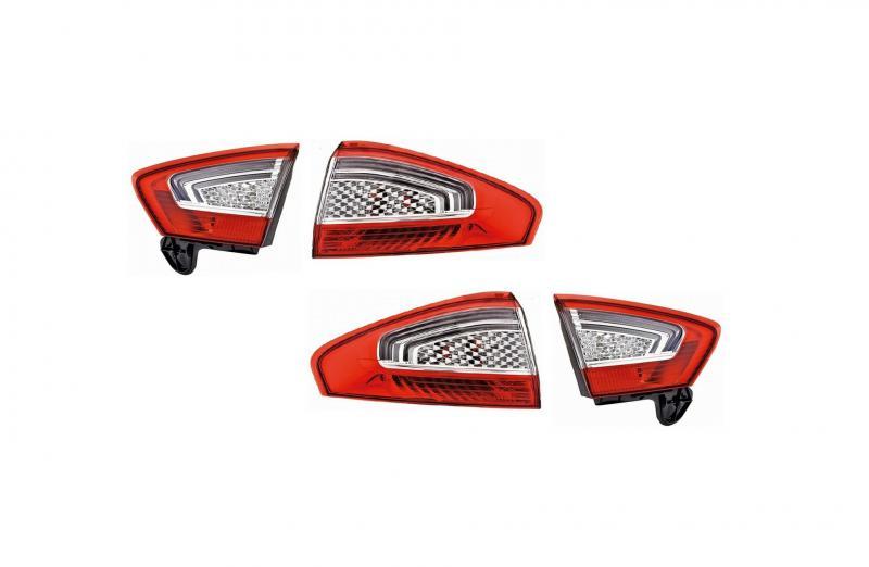 Ford Mondeo 2010- gyári LED hátsó lámpák