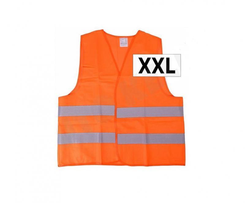 Láthatósági mellény  (XXL)