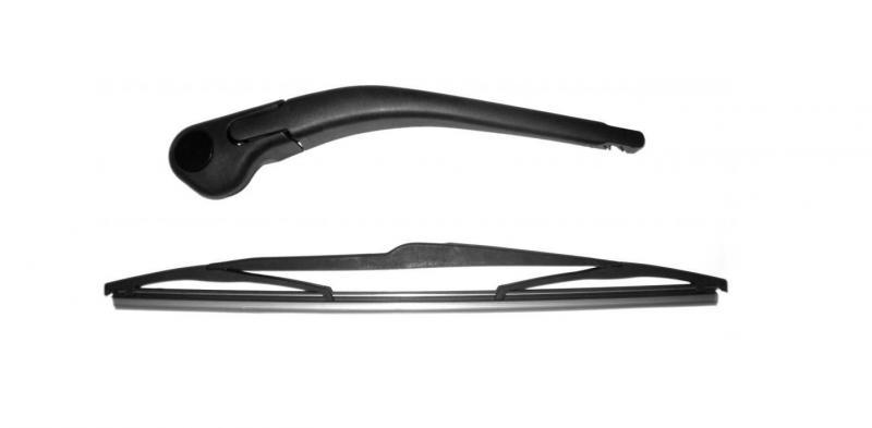 Peugeot 206 kombi hátsó ablaktörlő kar + lapát