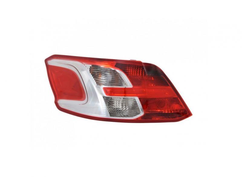 Peugeot 301 2013-2017 hátsó lámpa