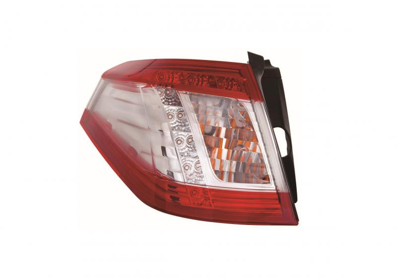 Peugeot 508 2010- hátsó lámpa