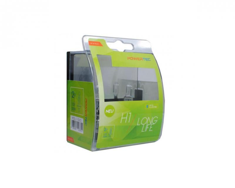 Powertec H1 Long Life izzók