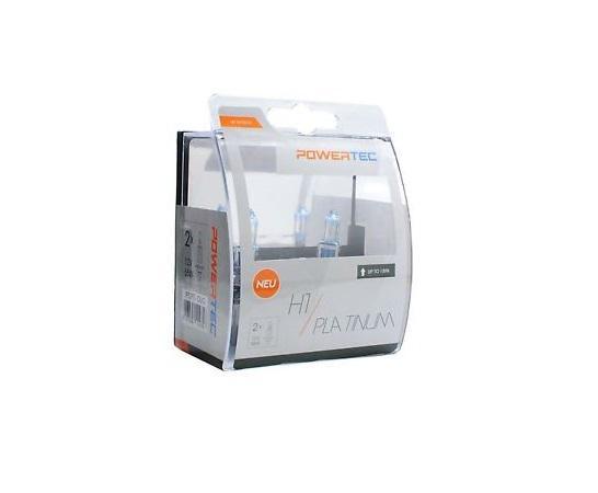 Powertec H1 Platinum 130% more light izzók
