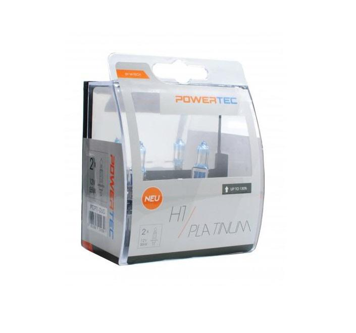 Powertec H7 Platinum 130% more light izzók