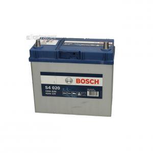 Akkumulátor BOSCH SILVER S4 45AH 330A Jobb+