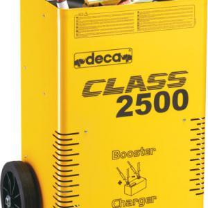 Deca Class booster 2500 akkumulátor töltő és indító