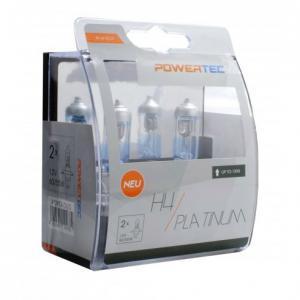 Powertec H4 Platinum 130% more light izzók