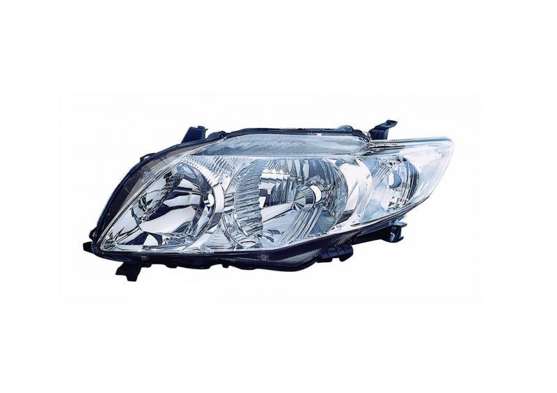 Toyota Corolla szedán 2007-2010 xenon fényszóró