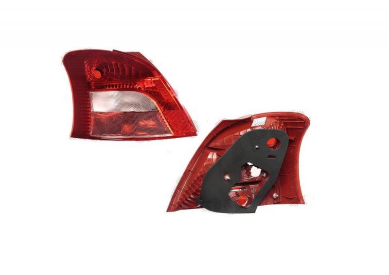 Toyota Yaris 06-09 hátsó lámpa