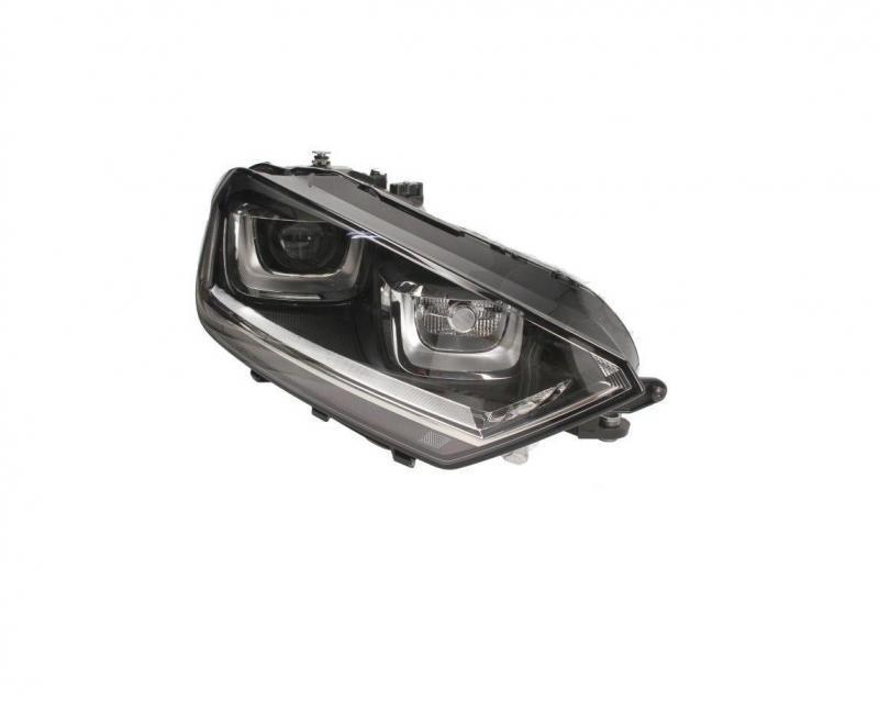 Volkswagen Golf Sportvan Xenon fényszóró VALEO