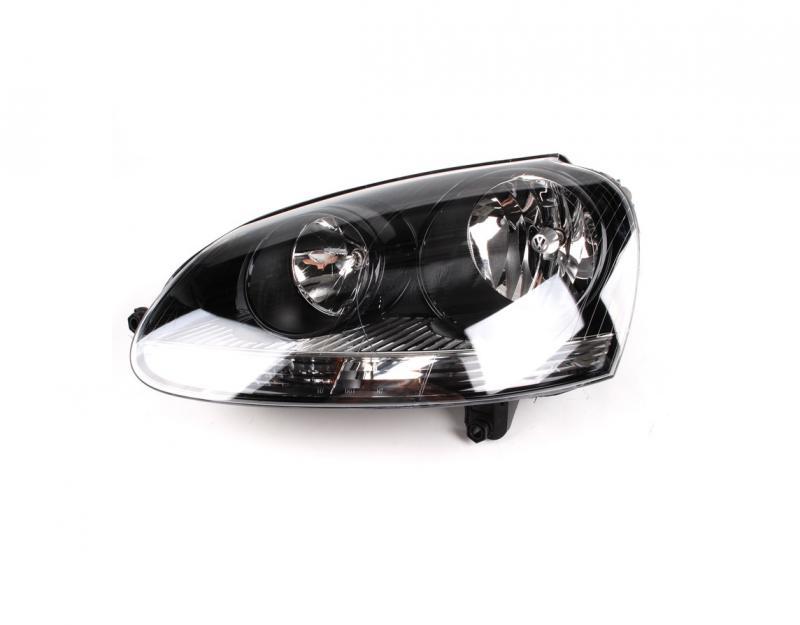 Volkswagen Golf V  fekete fényszóró