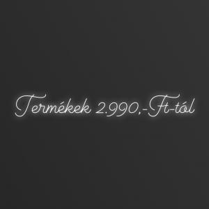 TERMÉKEK 2.990,-Ft-TÓL