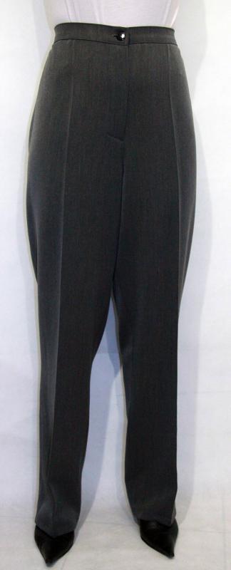 Gumis - cipzáras nadrág – szürke