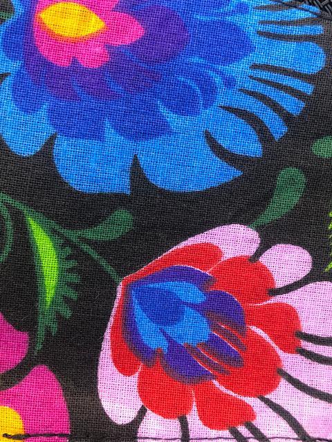 Kétrétegű textil szájmaszk (100% pamut)
