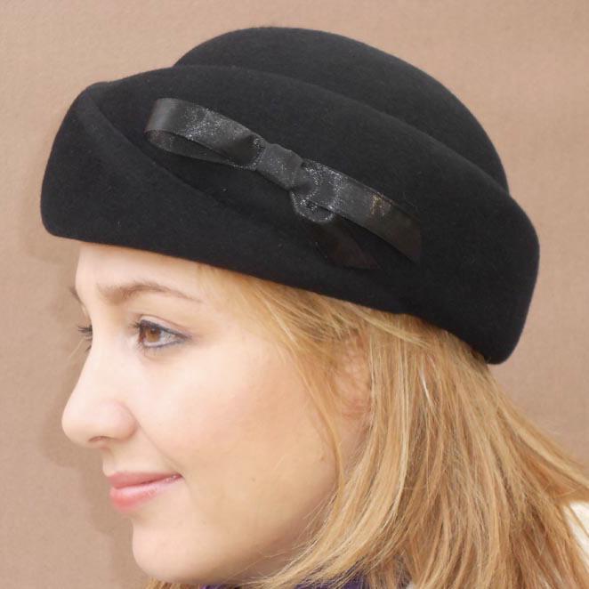 Női tok kalap 100% nyúlszőr