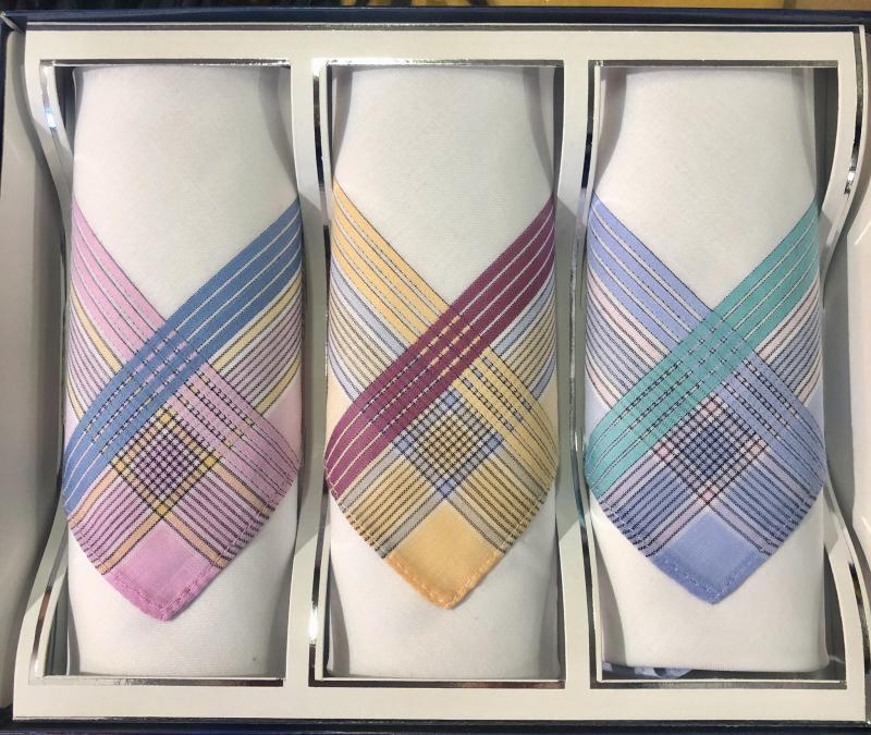 Pamut női zsebkendő