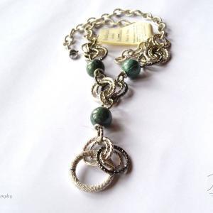 Lunare ezüst-zöld