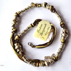 MALE - ZÖLD nyaklánc