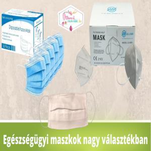 Egészségügyi maszkok