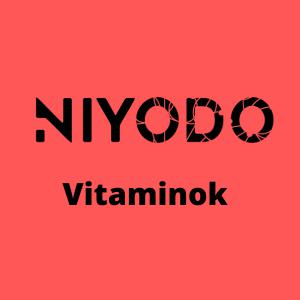 NIYODO vitaminok