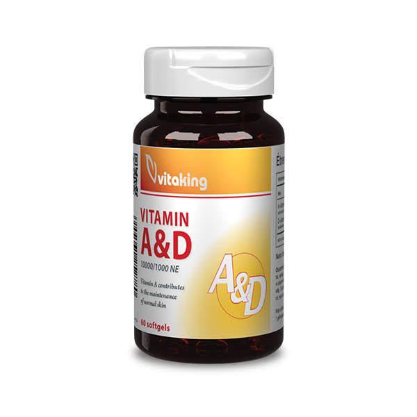 A&D vitamin – Vitaking