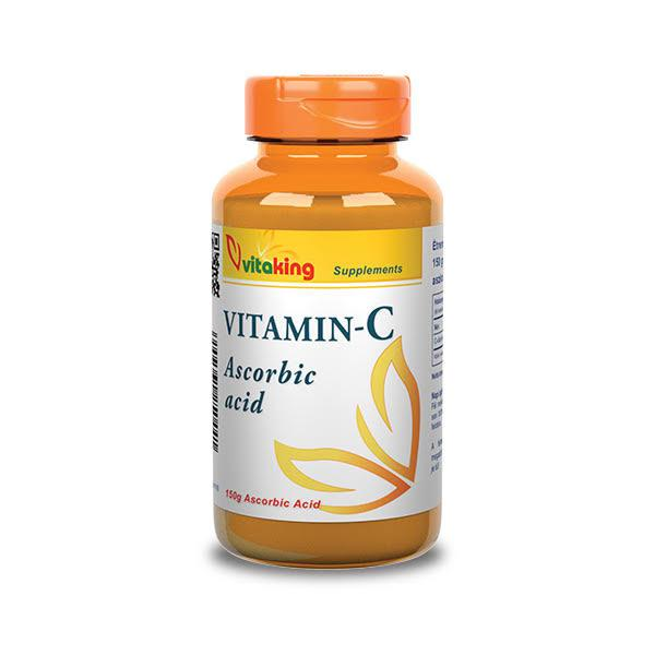 Aszkorbinsav por – Vitaking