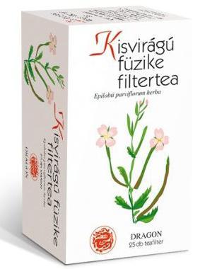 Bioextra kisvirágú füzike tea – 25 filter