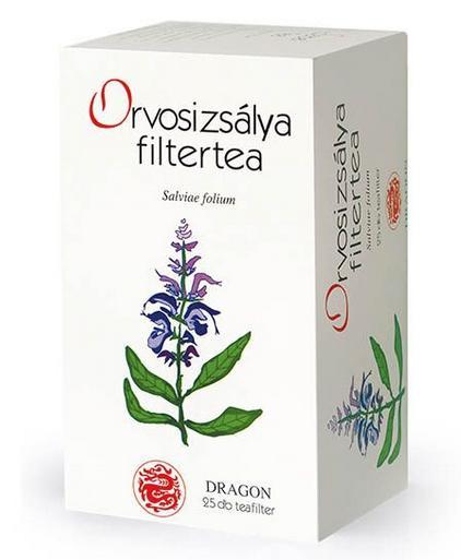 Bioextra orvosi zsálya tea – 25 filter