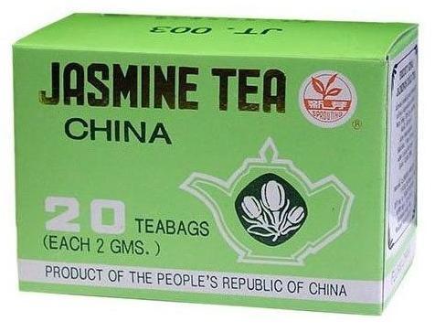 Dr. Chen Eredeti kínai zöld tea jázminnal filteres – 20filter
