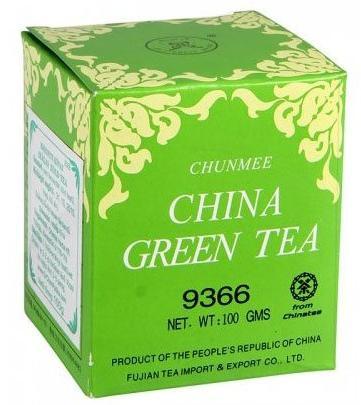 Dr. Chen eredeti kínai zöld tea szálas – 100g