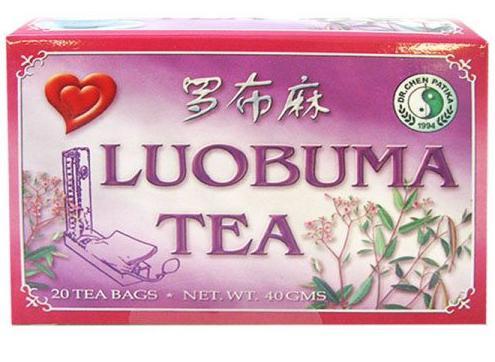 Dr. Chen Luobuma magas vérnyomáscsökkentő tea – 20filter