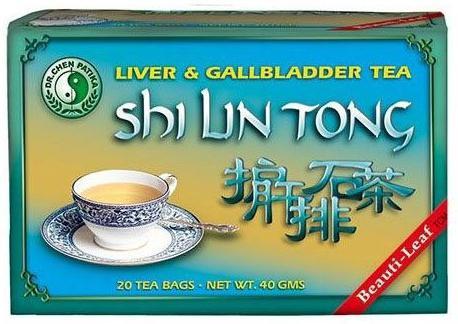 Dr. Chen Shi Lin Tong májvédő tea – 20filter