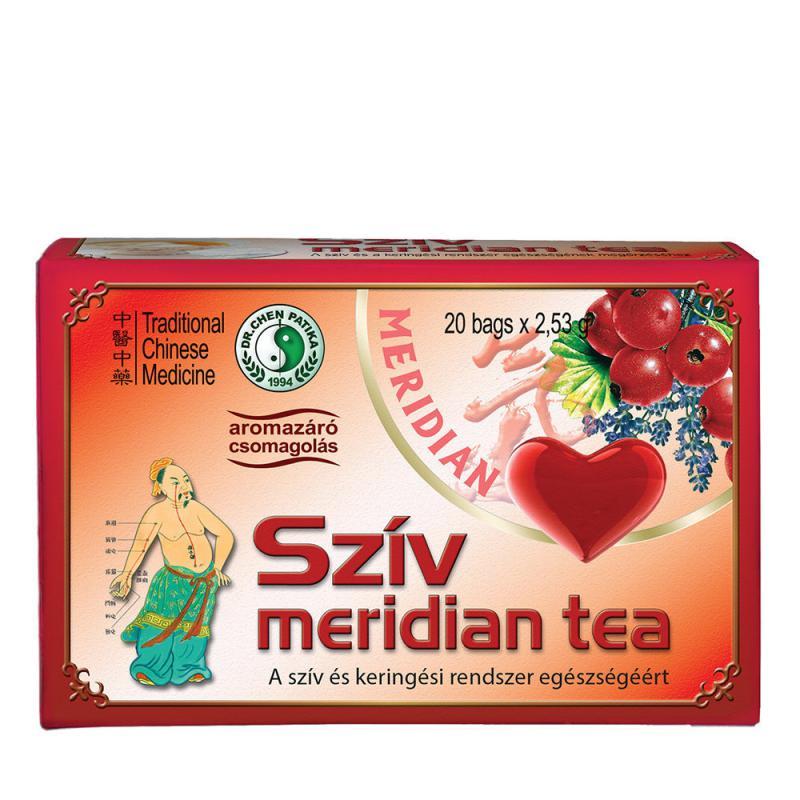 Dr. Chen Szív Meridián tea – 20filter