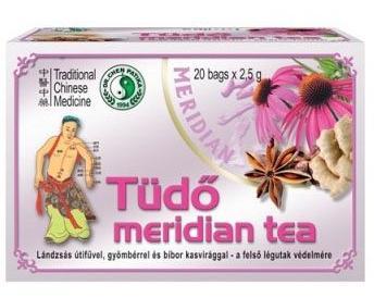Dr. Chen Tüdő Meridián tea – 20filter
