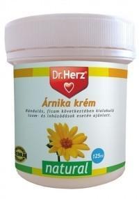 DR Herz Árnika krém 125 ml