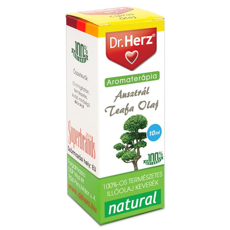 Dr. Herz Ausztrál teafa illóolaj – 10ml