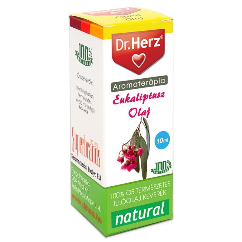 Dr. Herz Eukaliptusz illóolaj – 10ml