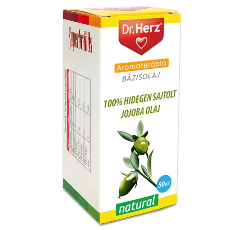 DR Herz Jojoba olaj 100% hidegen sajtolt 50ml
