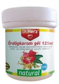 DR Herz Ördögkarom gél 125 ml