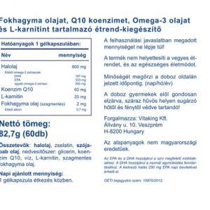 Cardiolic Formula (60 kapszula) - Vitaking