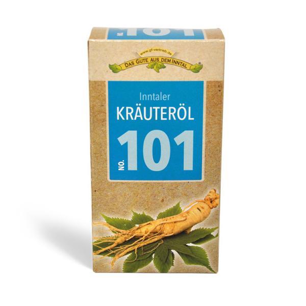 Gyógynövényolaj 101 gyógynövénnyel- 100 ml