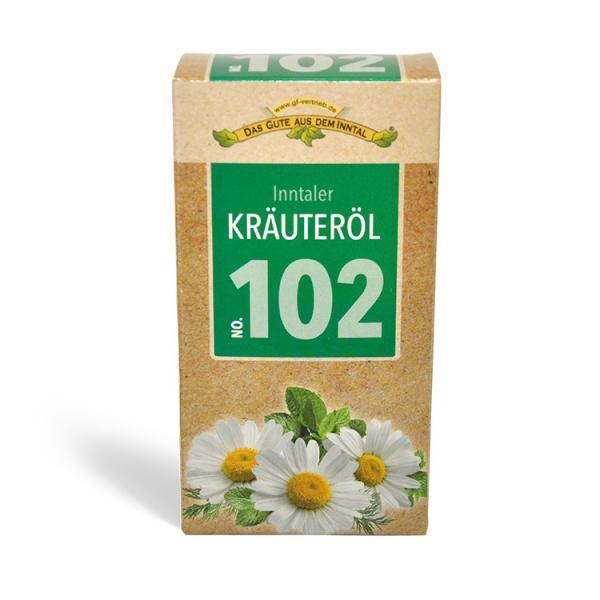 Gyógynövényolaj 102 gyógynövénnyel- 100 ml