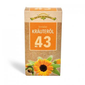 Gyógynövényolaj 43 gyógynövénnyel- 100 ml