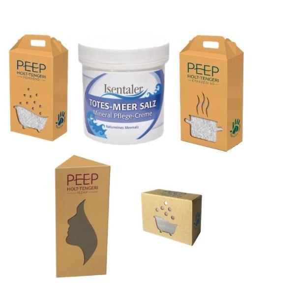 Holt-tengeri termékek válogatás csomag
