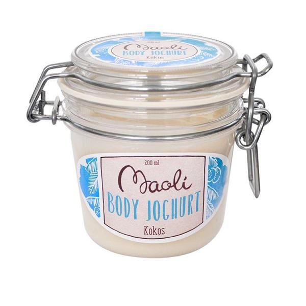 Joghurtos testápoló – kókusszal 200 ml